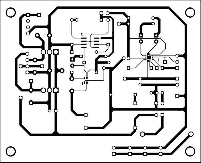 PCB Layout for mini rechargeable power supply