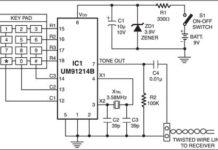 Multiple Appliance Keypad Control