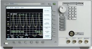 Agilent's high-performance optical specturm analyser