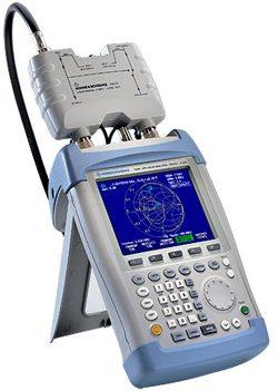 Rohde & Schwarz spectrum analyser