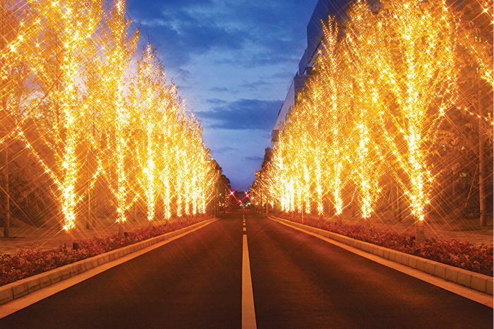 ROHM Luminary Promenade