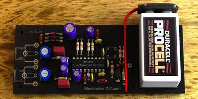 laser based transmitter & receiver