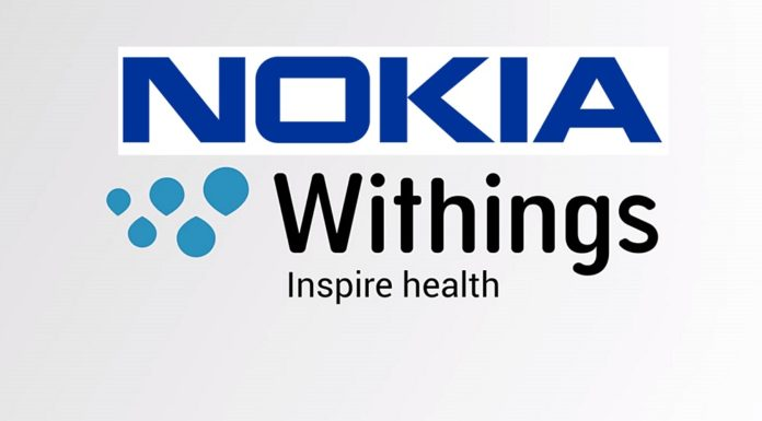 Nokia acquires Withings