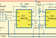 A single-side PCB for HMI through Electromyography