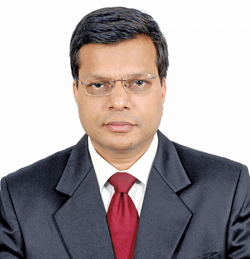 ANIL KUMAR JAIN, MANAGING DIRECTOR, SIEMENS ENTERPRISE COMMUNICATIONS, INDIA