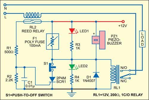 Fig. 1: Electronic fuse