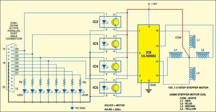 Parallel-Port Controller