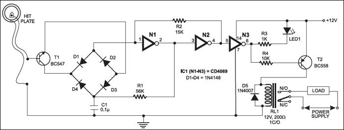 Hit Switch Circuit