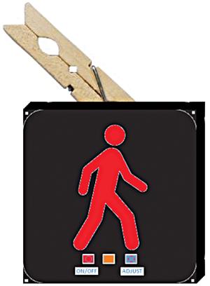 Fig. 2: Pedestrian symbol
