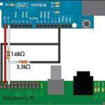 Arduino Piggyback on Raspberry Pi