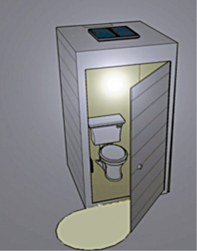 Proposed toilet system