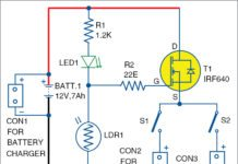 dusk-dawn controller circuit diagram
