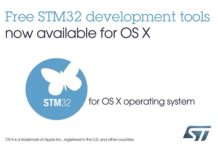 STM32 Tools for OS X
