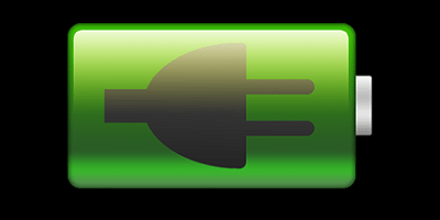 automatic switch-off battery charger