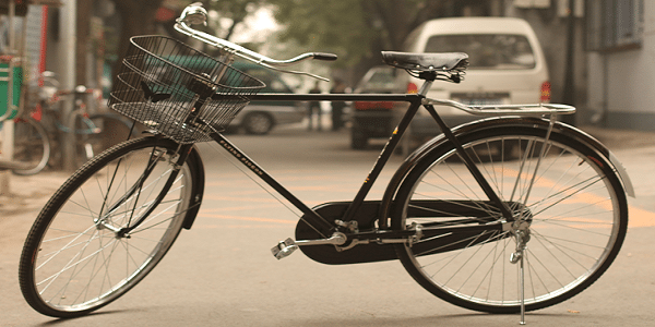 anti-theft device for bicycle