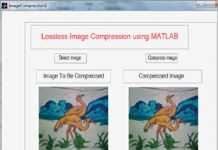 Lossless Image Compression Using MATLAB