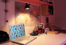 table lamp for PC