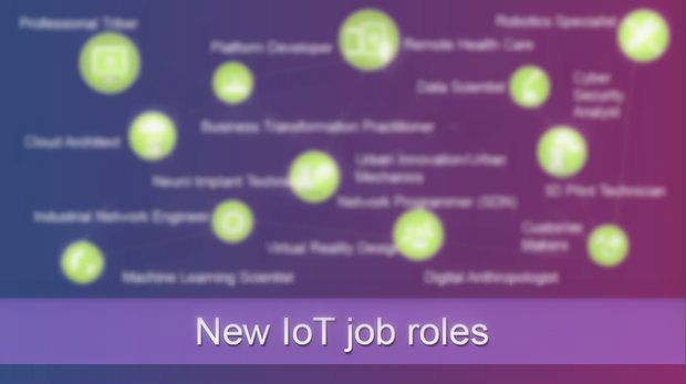 Lot of new IoT jobs