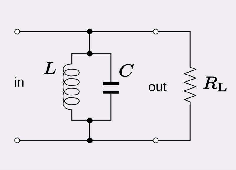 tank circuit antenna design
