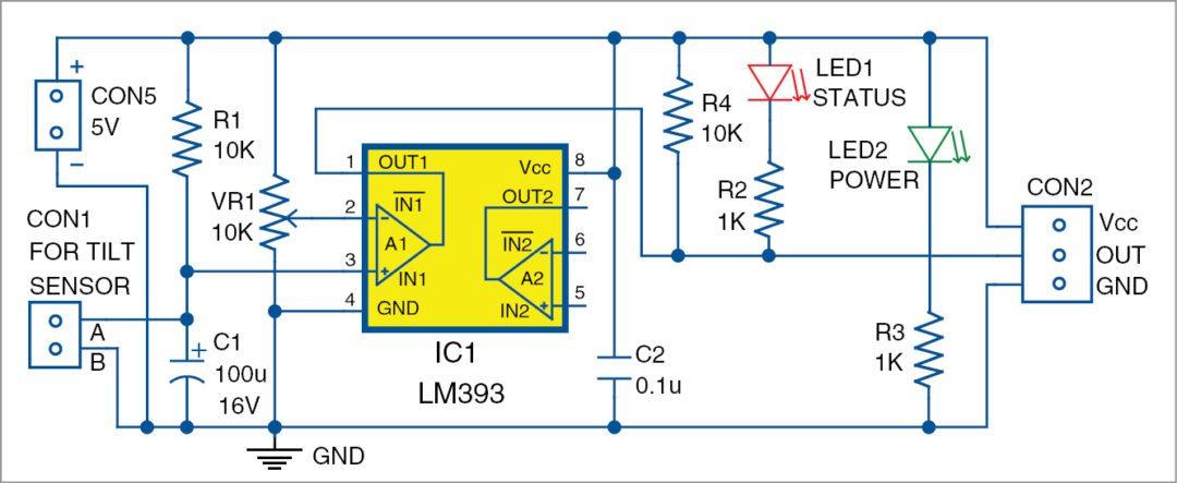 lid monitor sensor system