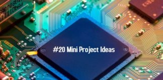 mini projects ideas