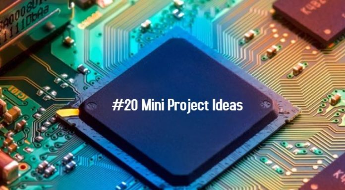 mini projects ideas