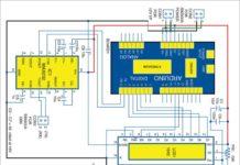 GSM Based Messaging Using Arduino Circuit