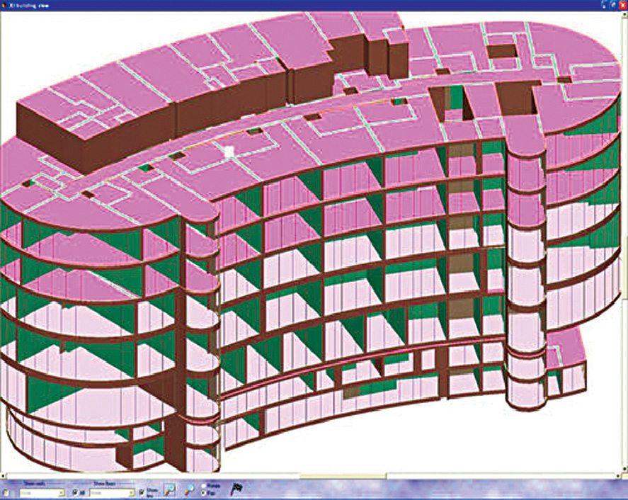 creenshot of Hevacomp Mechanical Designer V8i, the mechanical CAD software