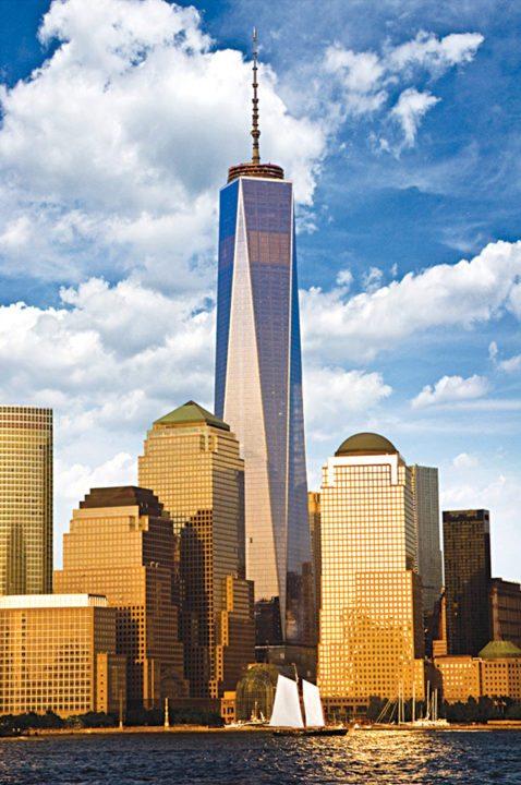 Freedom Tower, New York, USA