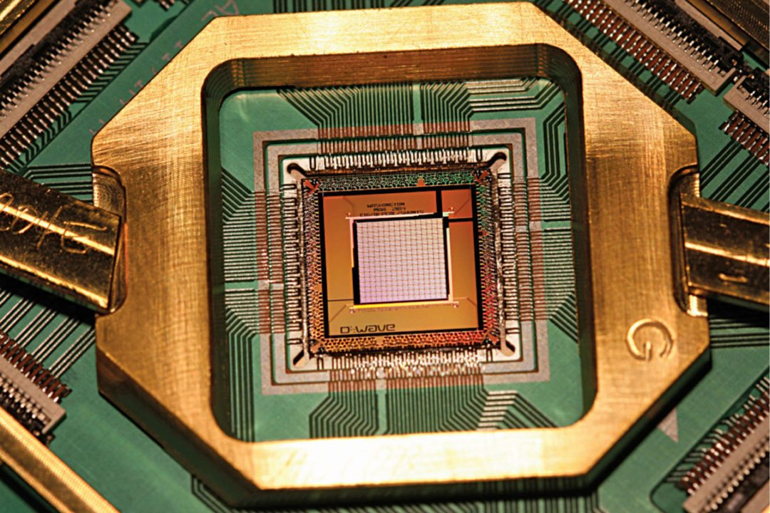 D-Wave Quantum Computing