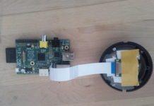 raspberry pi server: prototype