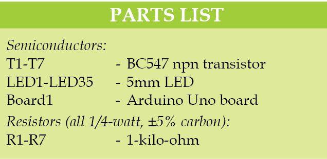 parts list11