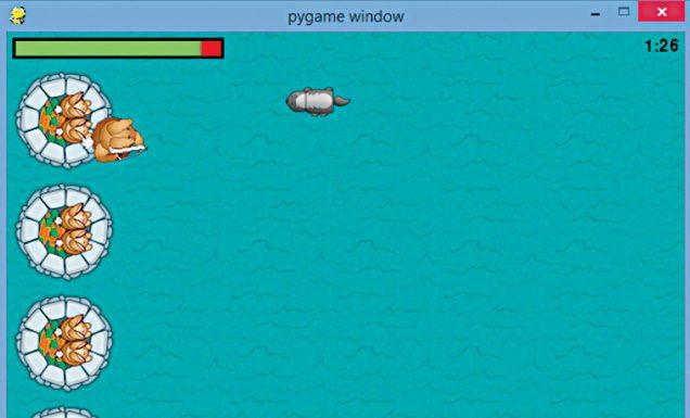 Game using Python