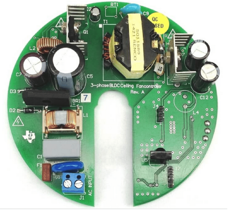 How To Make Ceiling Fan  Server Fan Motor Controller