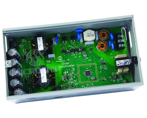 Grid-Connected Solar Microinverter Reference Design_CMYK
