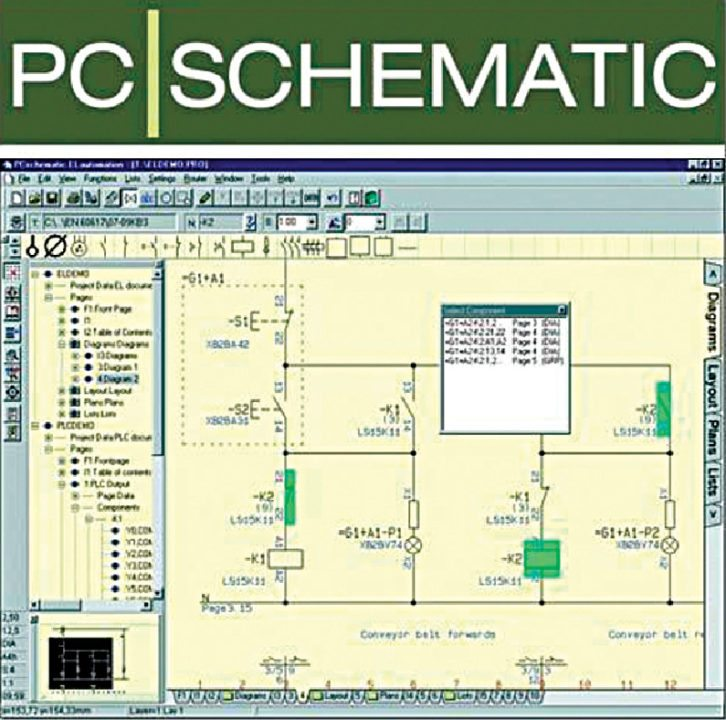 PCSCHEMATIC Automation