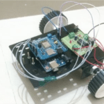 Wi-Fi controlled robot