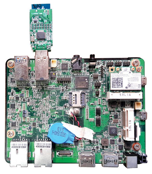Clumpe Motherboard