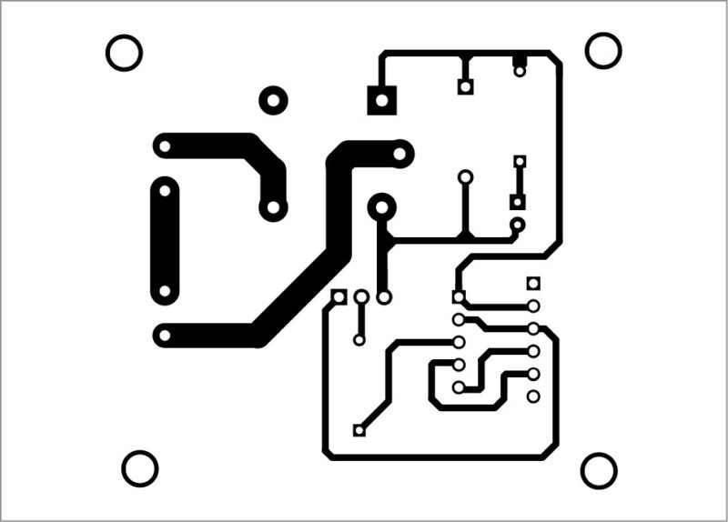 PCB Layout for voice controlled home automation