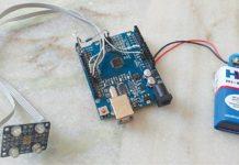 rgb color detector