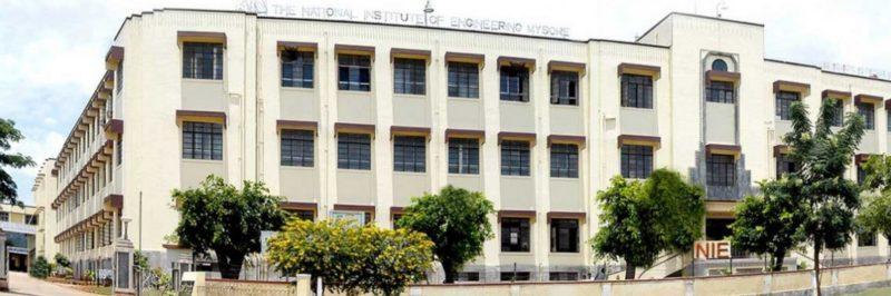 NIE-Mysore