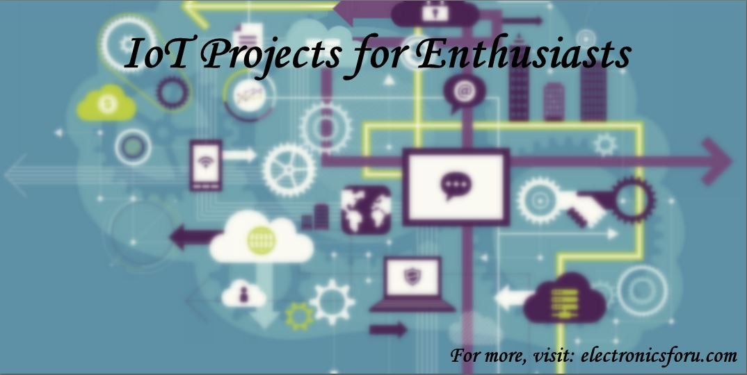 30 Iot Projects Awesome Iot Project Ideas For Enthusiasts