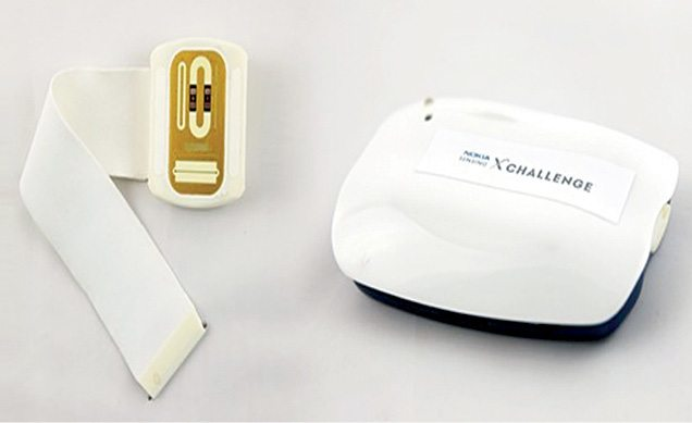 Biomedical sensors: Vital sign monitoring platform