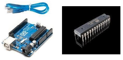 [Arduino – UNO; based on ATMEGA 328 P – PU ;courtesy aliexpress.com ]