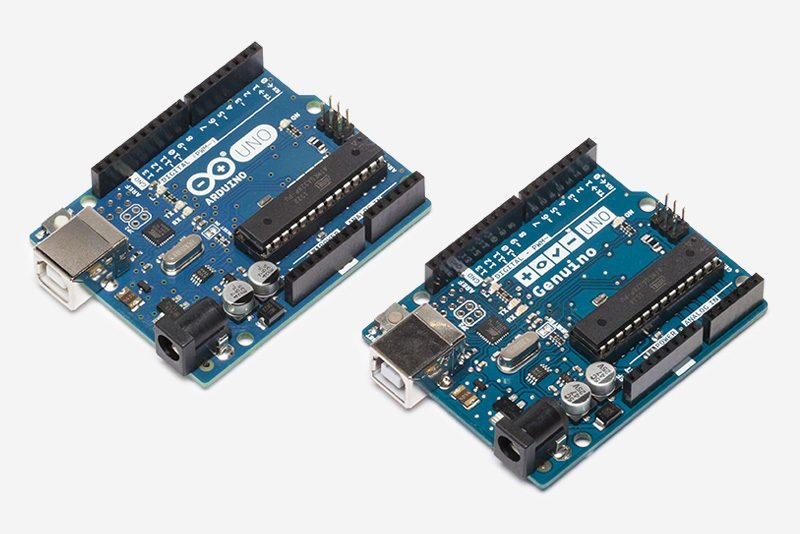 arduino & genuino boards