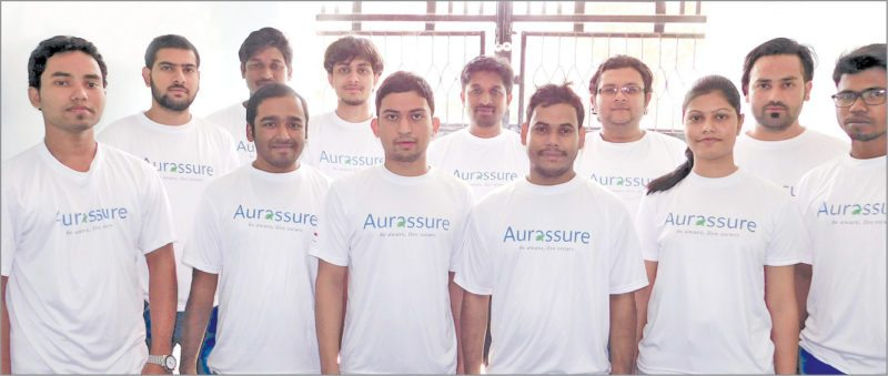 The Aurassure team of Phoenix Robotix