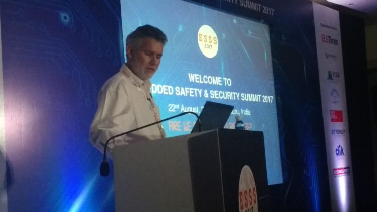 Embedded safety security technical workshop