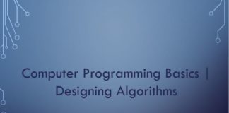 computer programming basics