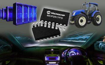Microchip MCP2517FD