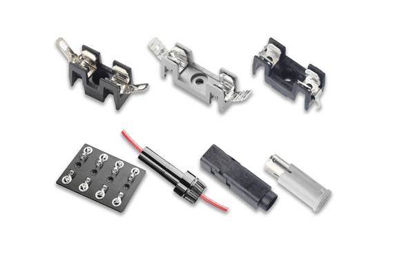 HBC Series High Voltage Fuse Blocks and Holders